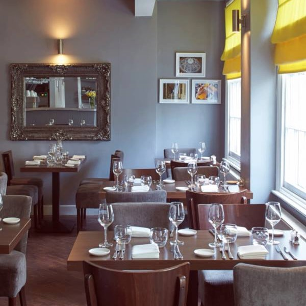 "Enjoy our bottled beer at ""Purslane"" a stylish award winning seafood restaurant, in Cheltenham"