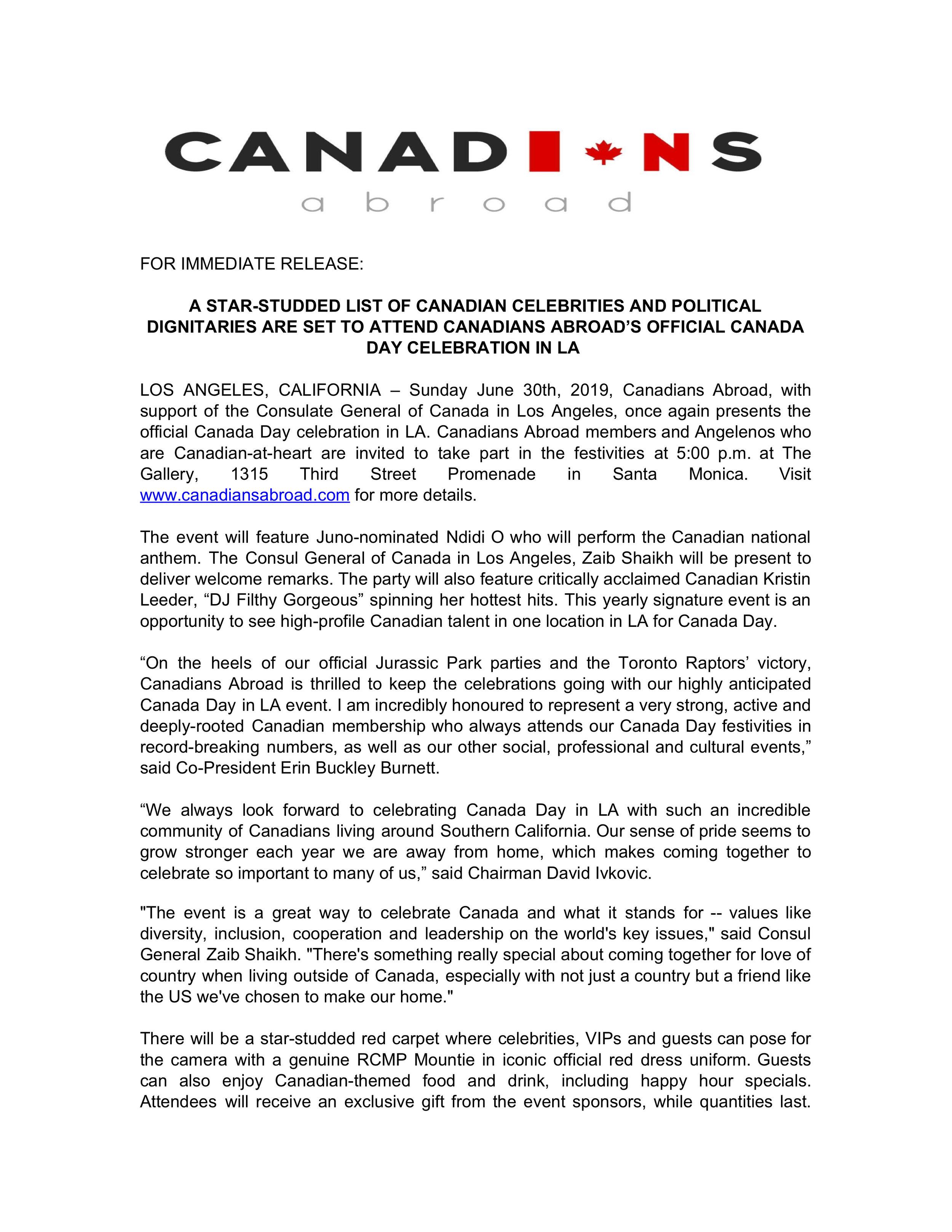 Canada Day in LA 2019 - For Immediate Release.jpg
