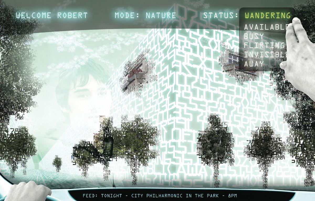 AUFA 2010 Concept detail J. - Mayer H.©Audi Urban Future Initiative