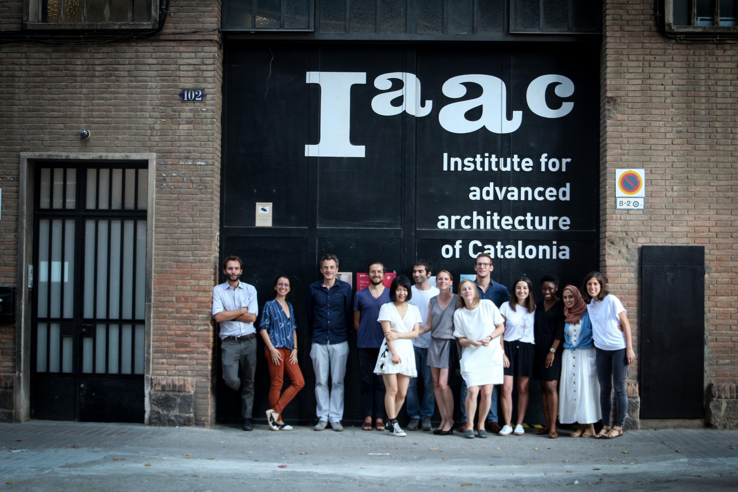 © IAAC, Barcelona