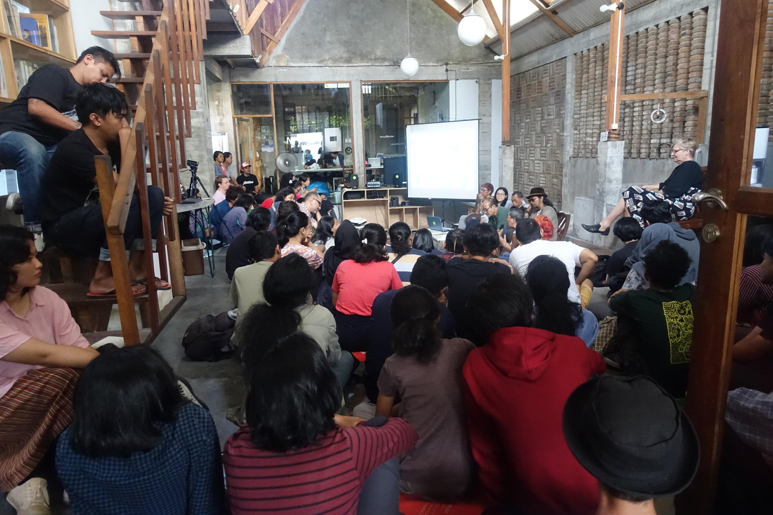 IVAA workshop