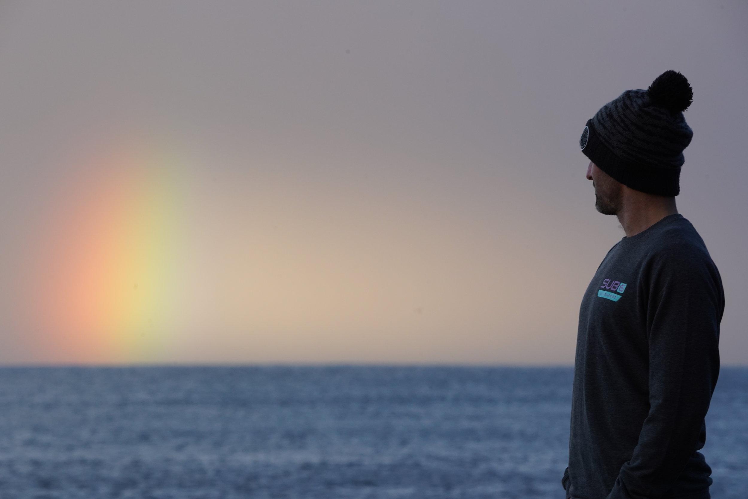 Surf Store, Northern Ireland, Rainbow check