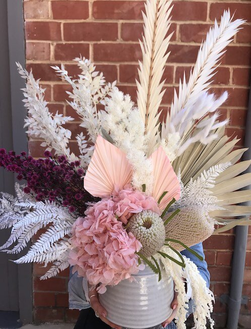 Dried Flowers Adelaide Pampas Grass Adelaide Florist Adelaide Adelaide Flowers Delivery Indy Rose Flowers Adelaide Florist