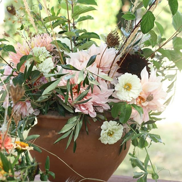 Can you believe that the retreats in Tuscany is happening so soon?! I absolutely cant wait to go back and visit wonderful  @puscinaflowers and @agriturismo_il_rigo again. The participants are so lucky and we will share memories and beauties for life. 🌺🌺 My friend and fantastic florist Linda @arstidensbasta created so many wonderful arrangements last year, I can only imagine what we will experience this year!  I wish you all a lovely saturday! 🌺 . . . . #bukett #vintage #flowerfarm #florist #flowerlovers #creativeworkshops #creativepreneur #slowlivingretreats #simpleliving #livemoremagic #slowflowers #flowergirls #italy #thehappynow #tuscanyinmyheart #visittuscany #flowerdream #flowers #blommor #trädgårdsdrömmar #sommarminnen #lifestyleretreats #workshops #retreats