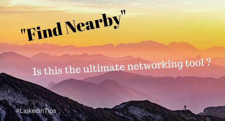 Linkedin Tips for Networking