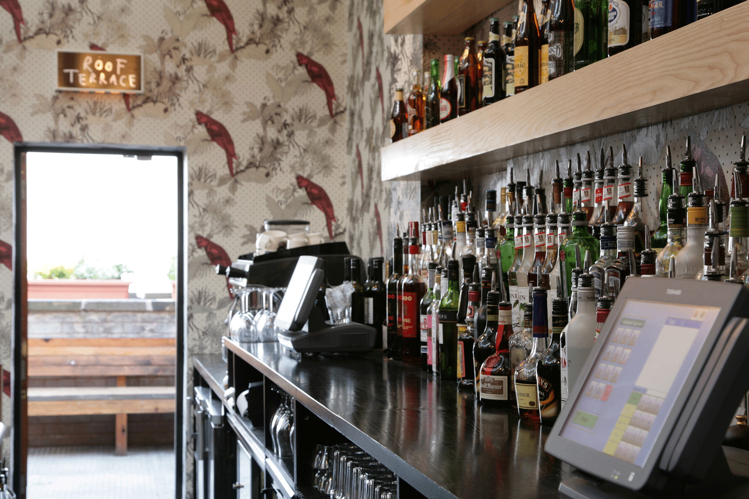 Client: The Deaf Institute Bar