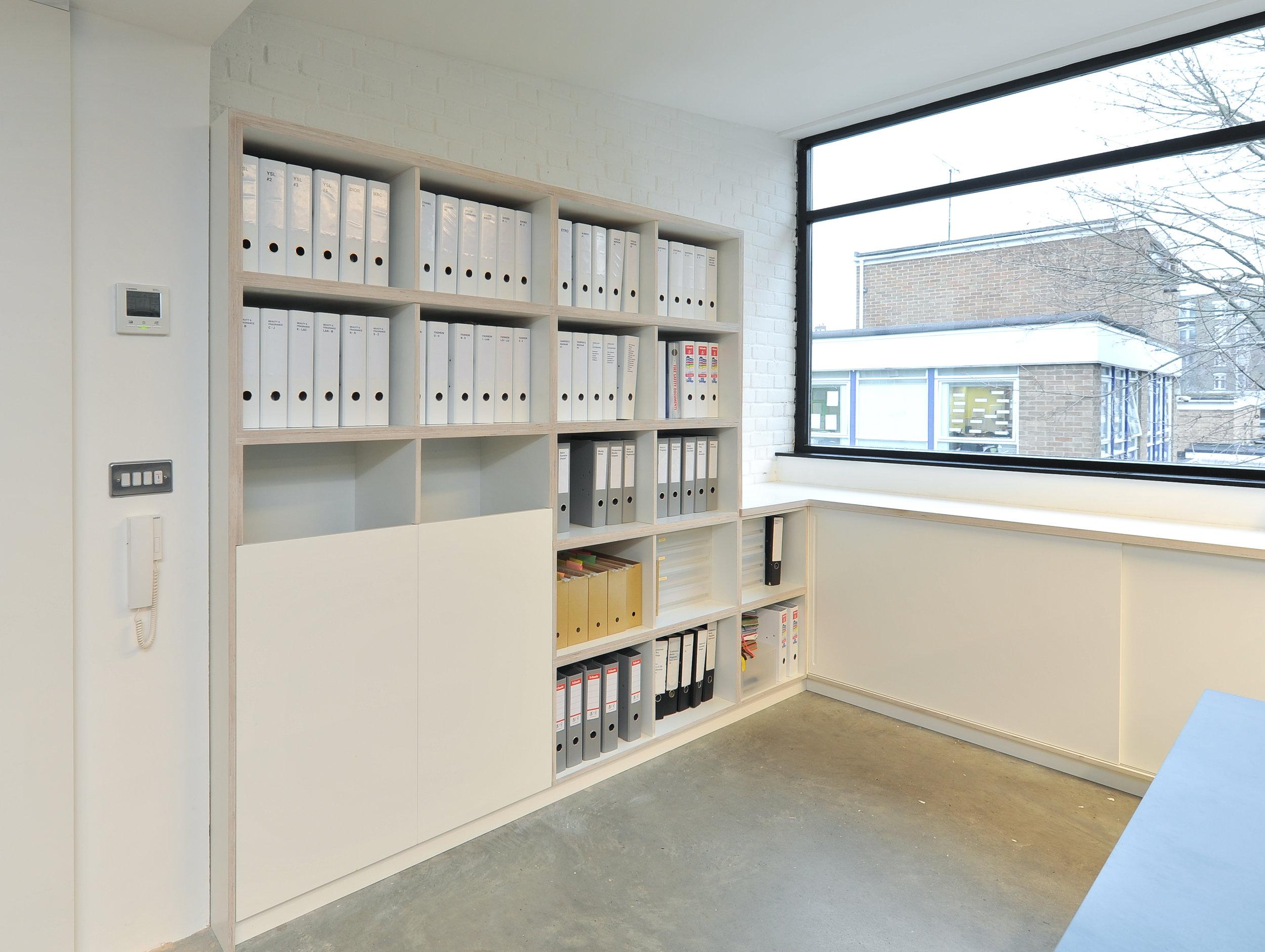 Project: Photographer's Studio & Office