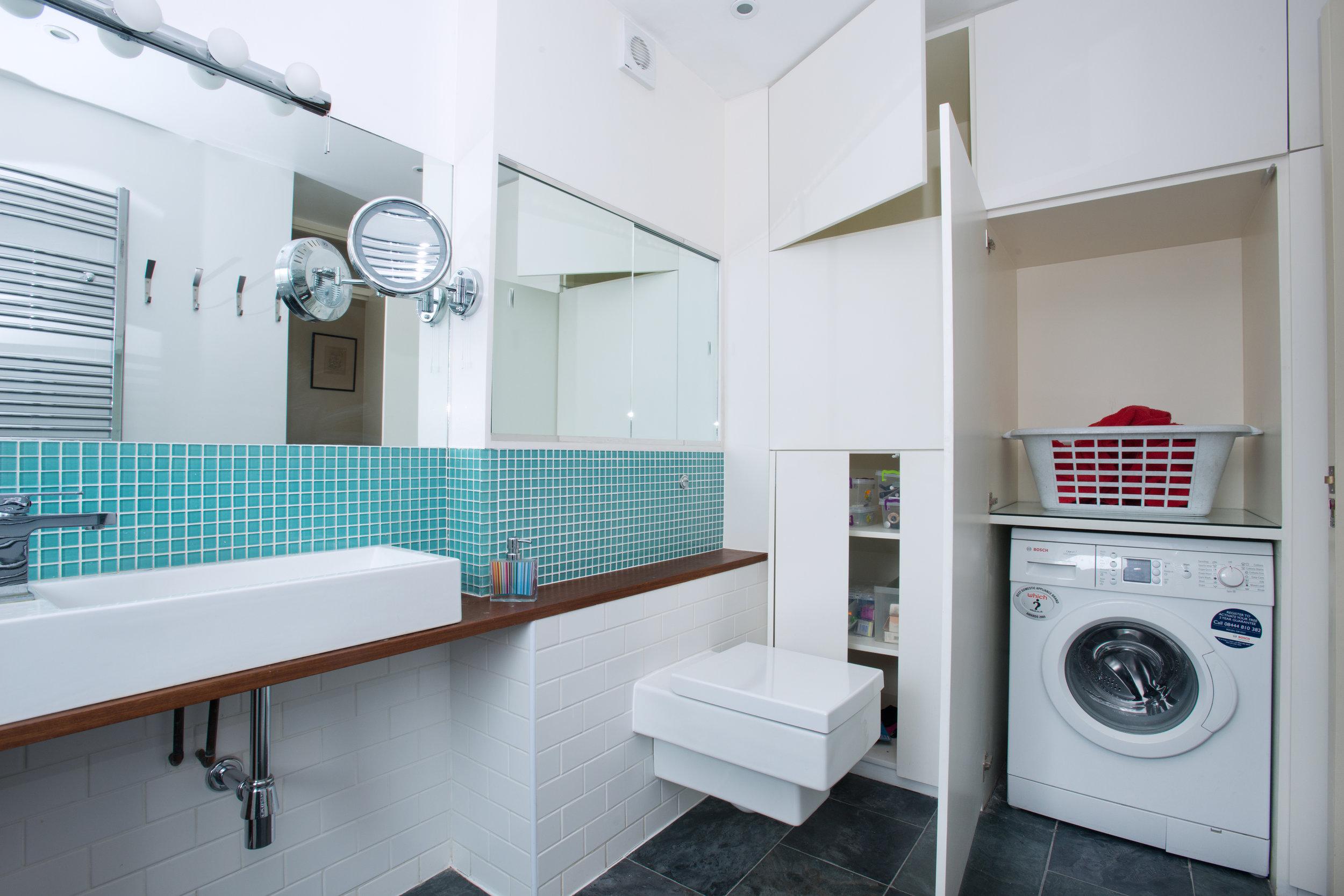 Project: Family Bathroom