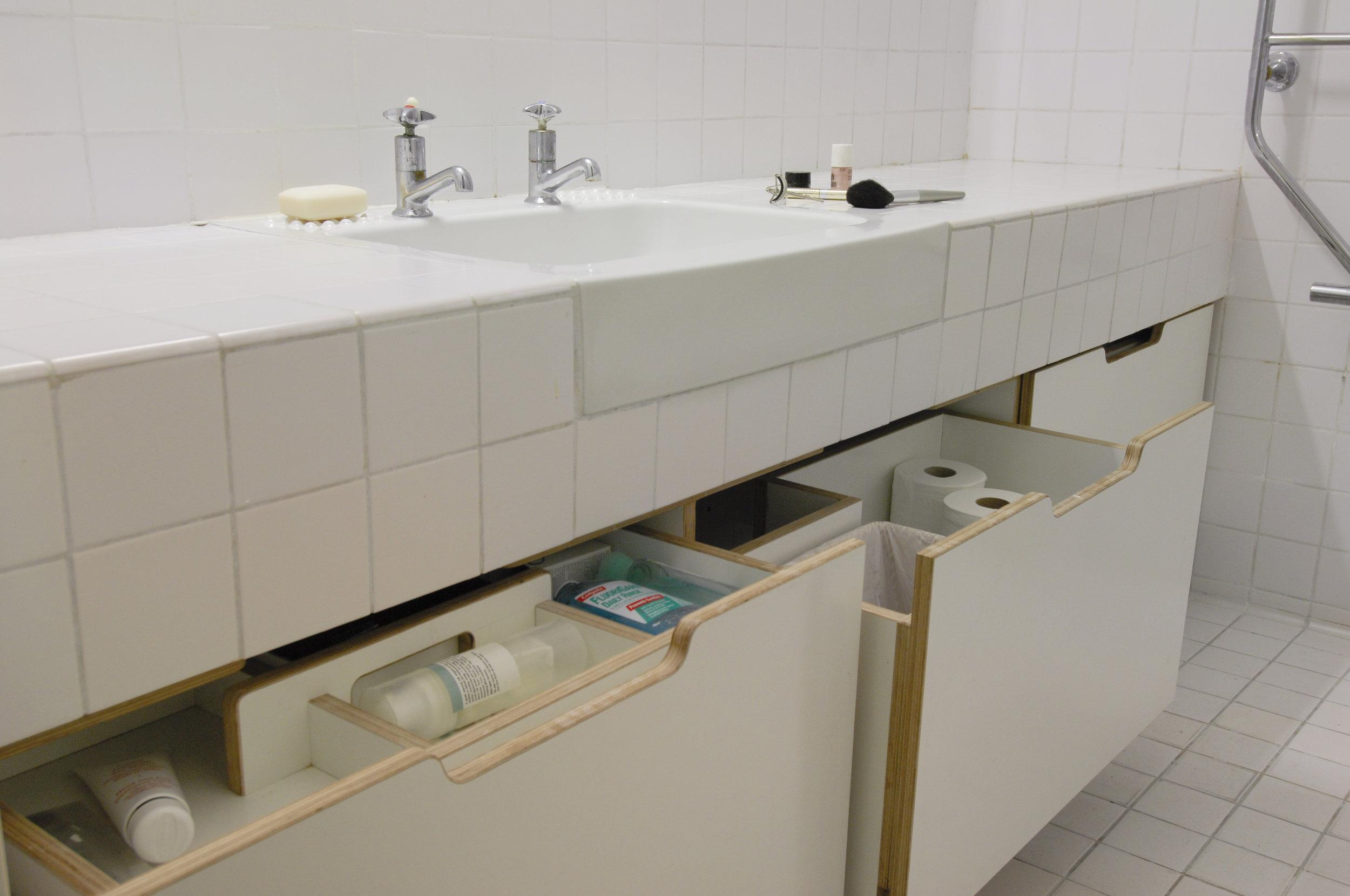 Project: Barbican Bathroom