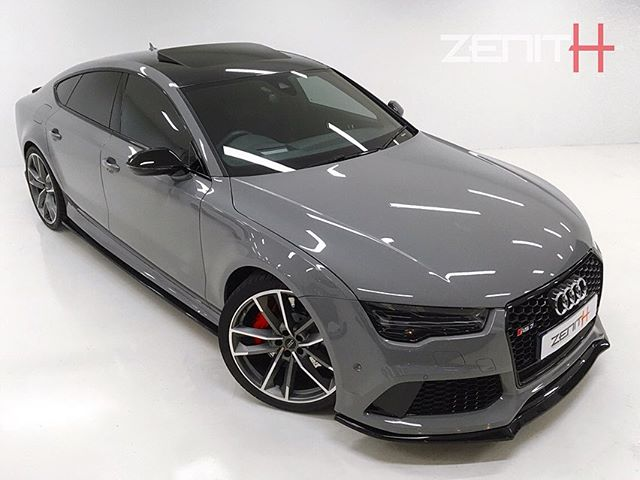 The RS7 Performance😈 Proudly earns its nick name as the Autobahn Assassin with its razor sharp precision, astonishing performance and alluring appearances.  #ZenithPerformance
