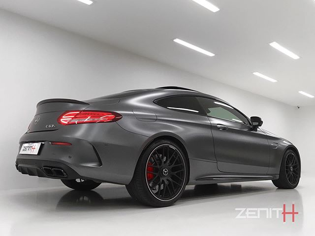 Inspired by the AMG GT-3 Racecar; the factory applied Designo Magno paint is alluring from every angle, at any time of the day.  Carefully specified with nearly £10,000 worth of optional extras by its last and only owner, who maintained this beast with no expense spared.  #ZenithPerformance