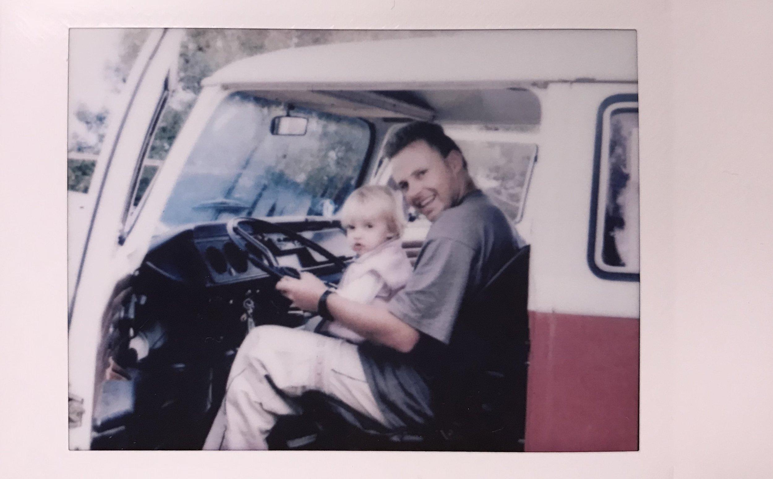 #17 Wayback Wednesday - Life in the Van