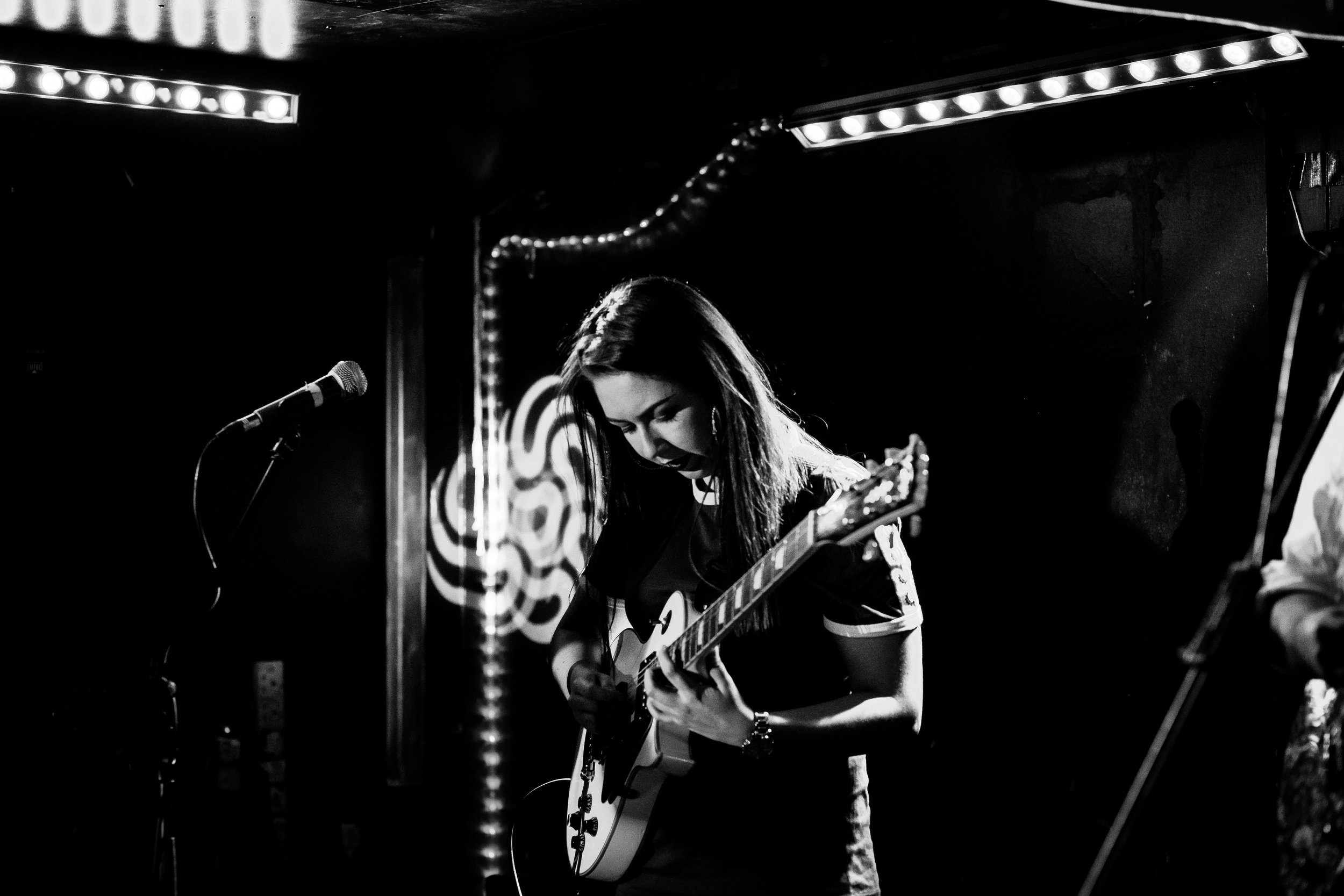 Beautiful Expectations @ Broadcast, Glasgow // photograph by Calum McMillan