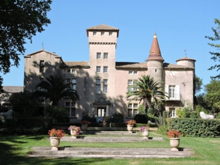 Château Saint-Martin de la Garrigue