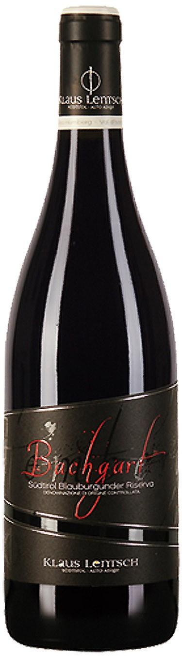 Pinot Noir Riserva 'Bachgart'