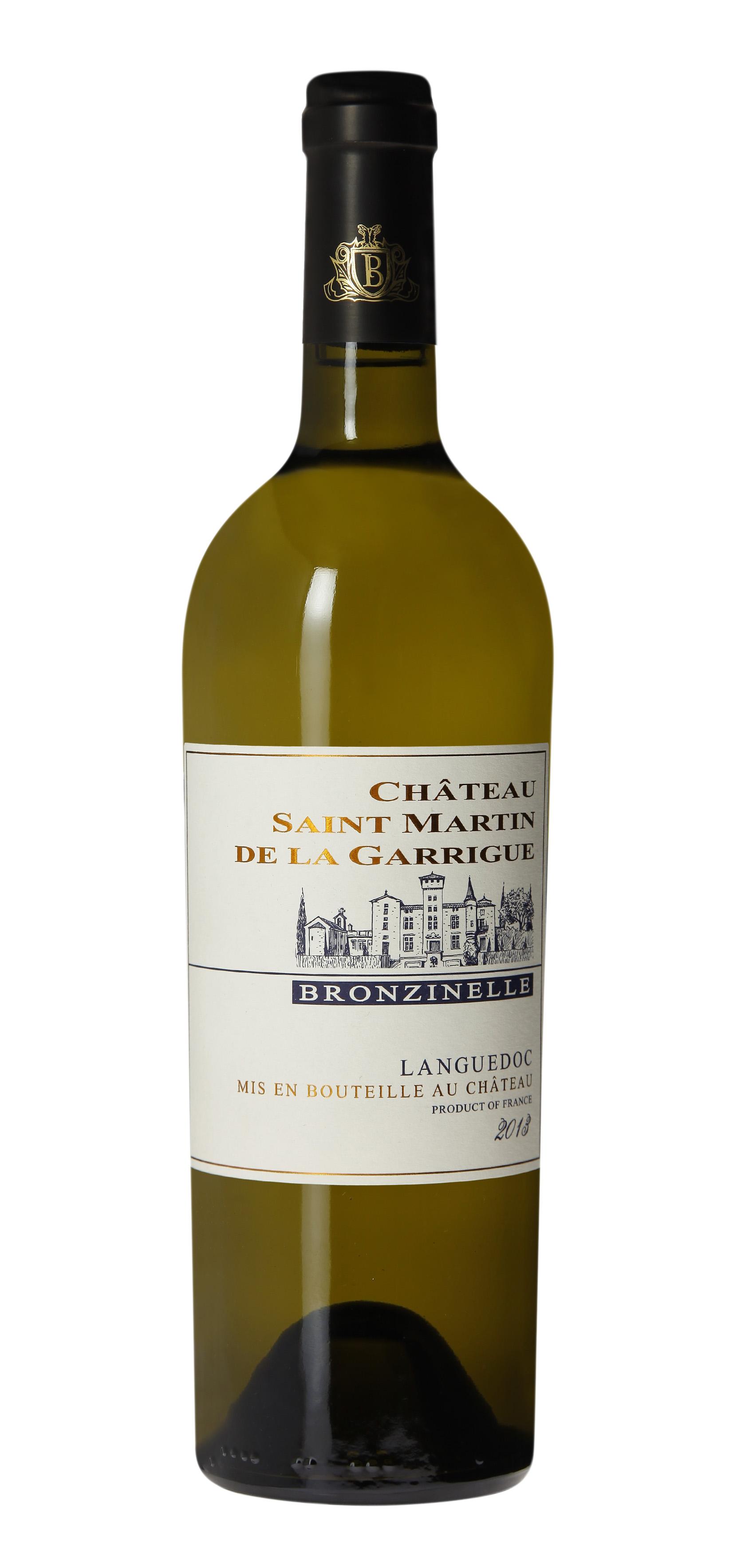 'Bronzinelle' Coteaux du Languedoc Blanc