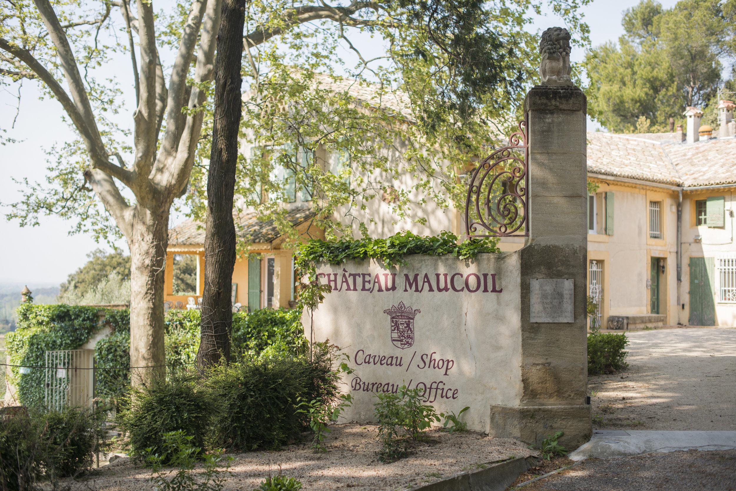 Chateau Maucoil