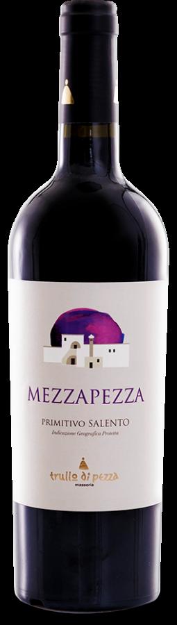 'Mezza Pezza' Primitivo Salento