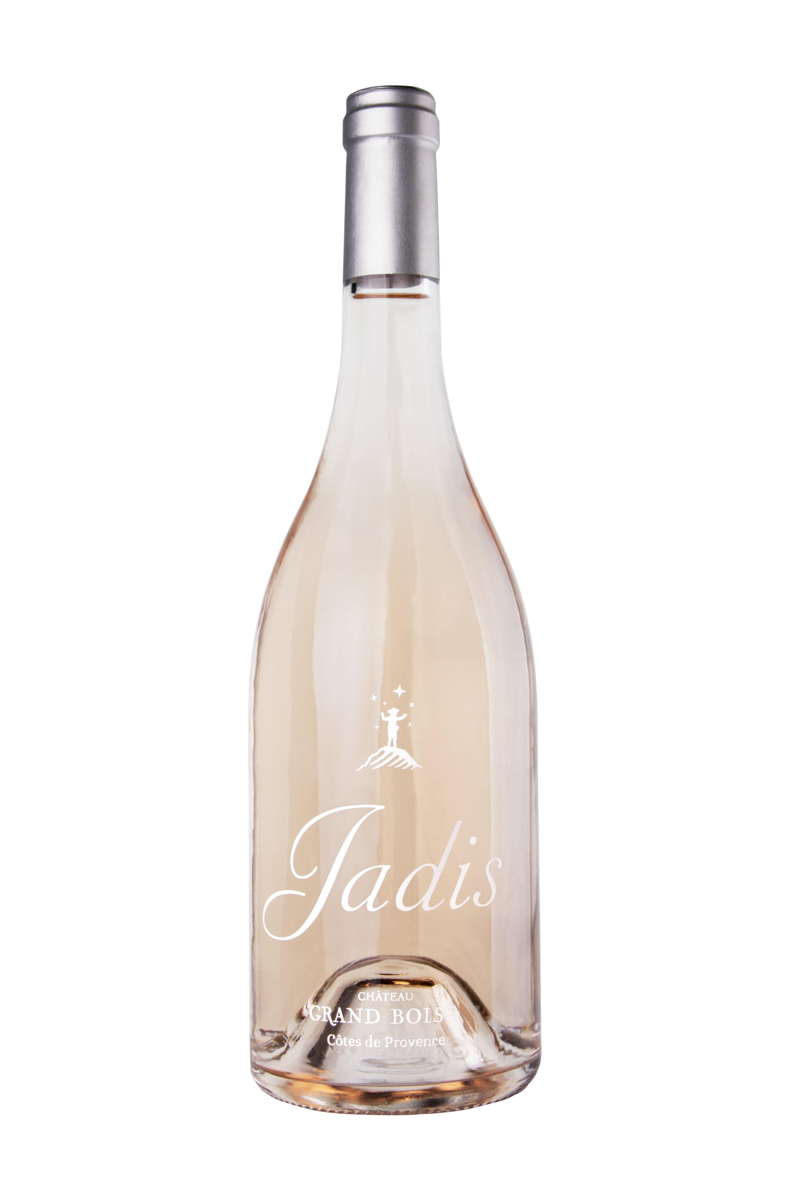 Cotes de Provence Saint Victoire Rose 'Jadis'