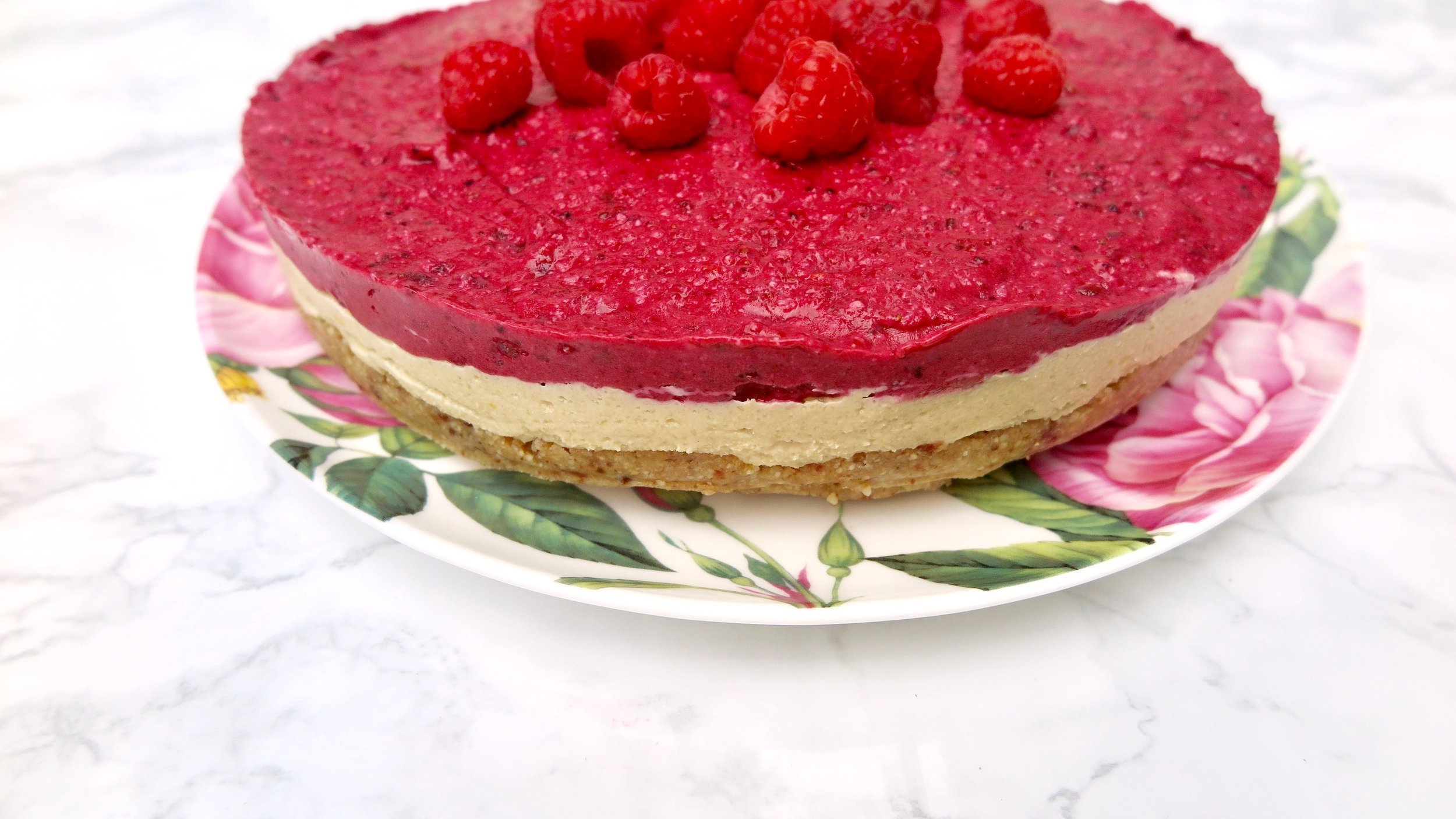 the best lemon and berry cheesecake recipe