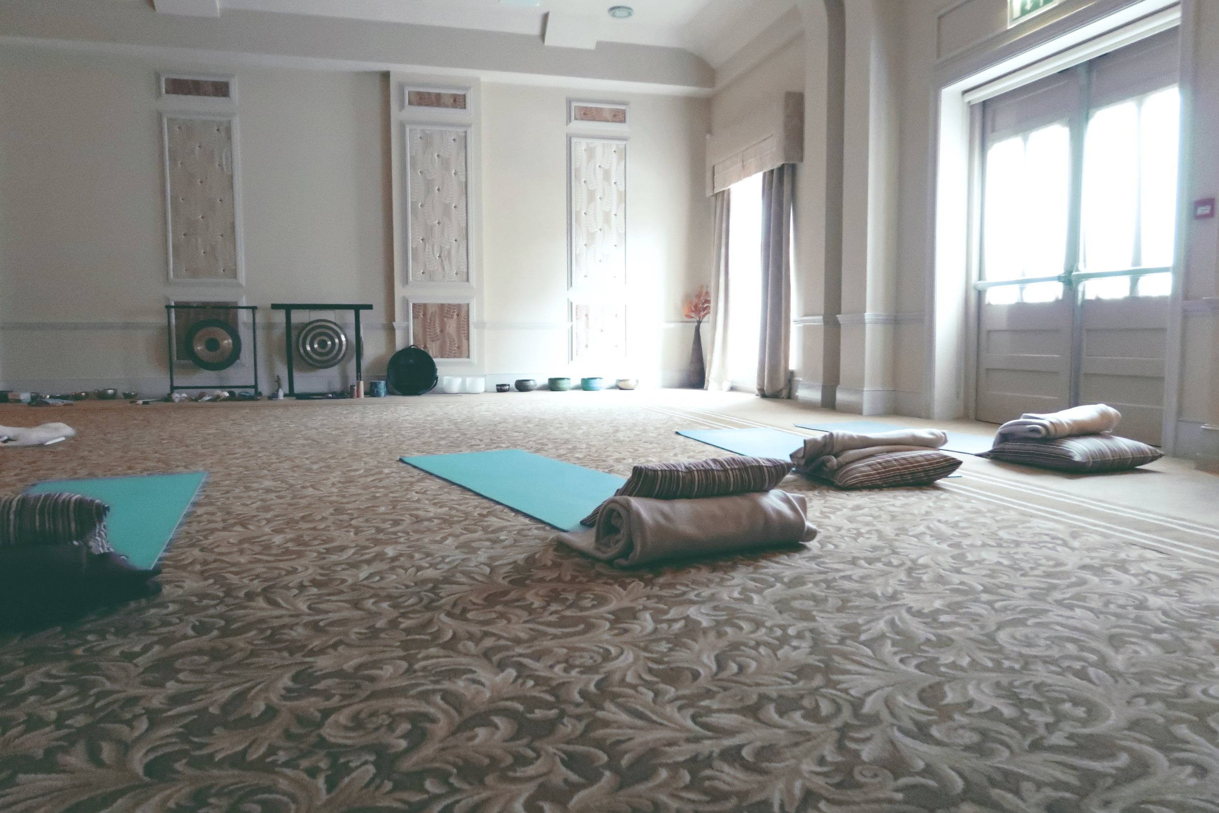 Knockranny House Hotel Yoga Weekend