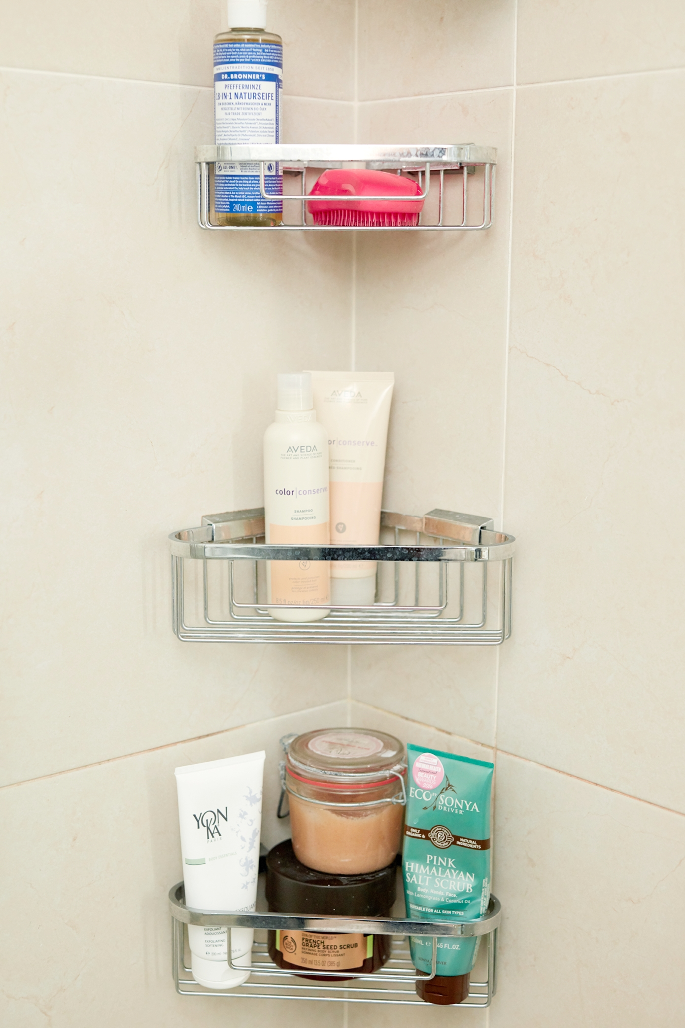 Shower products cruelty free