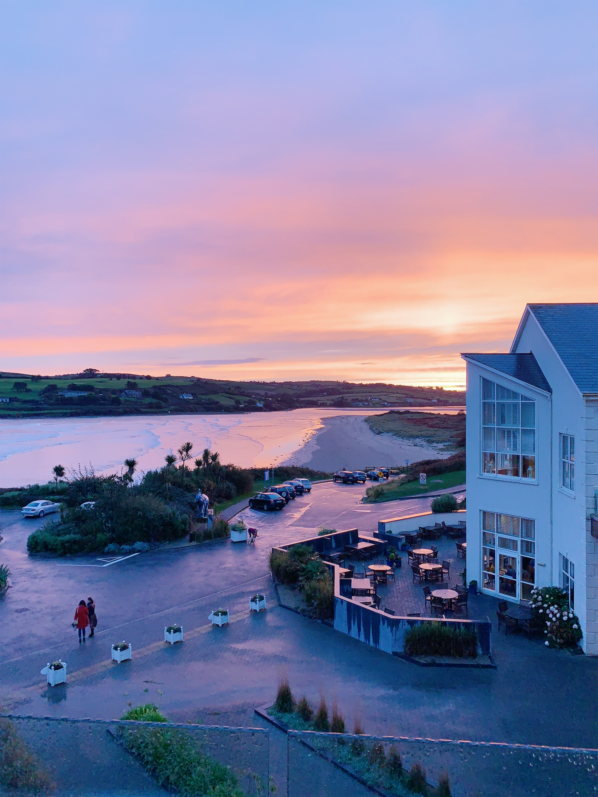 Inchydoney hotel and spa, Holly White, Review