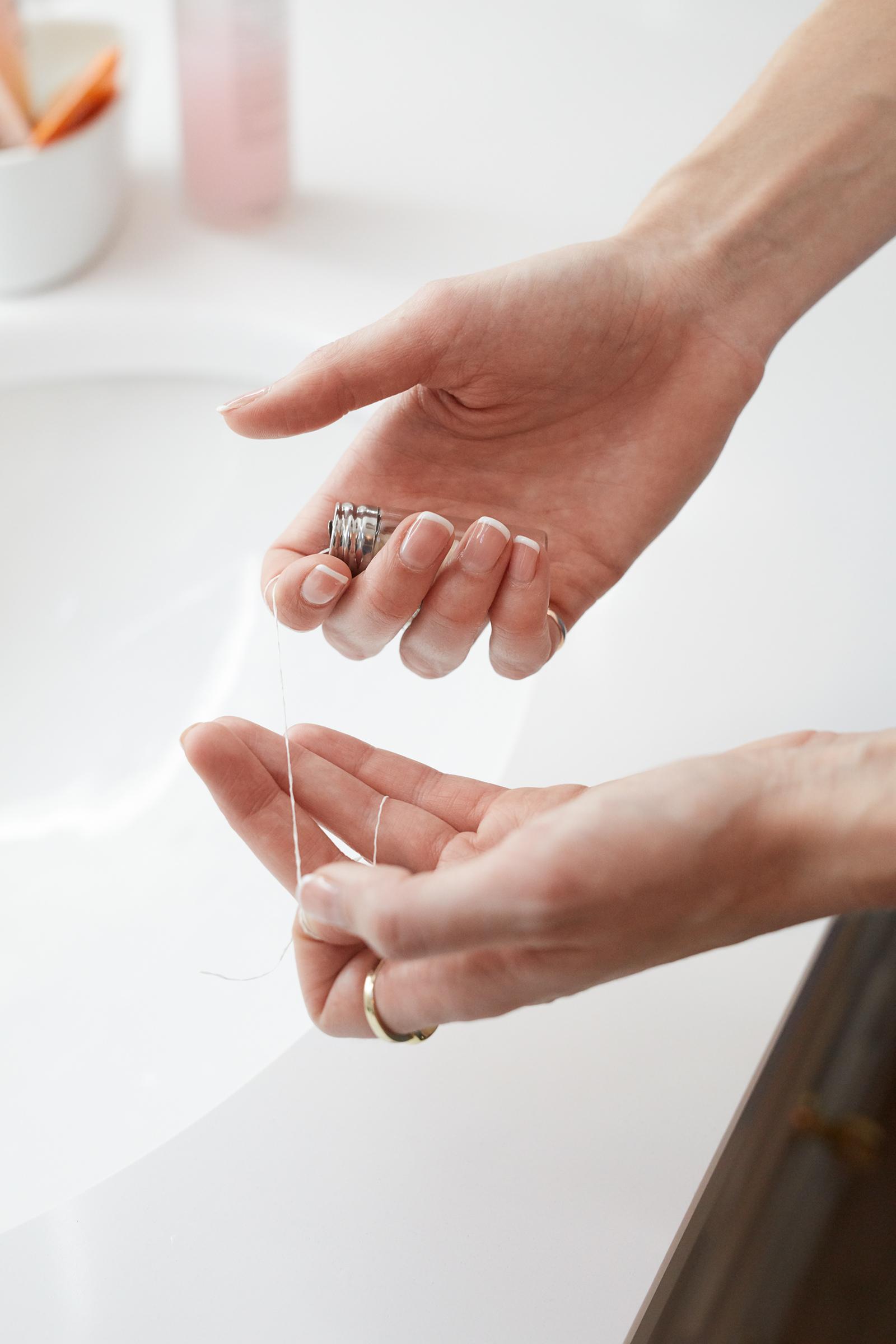 Holistic Dental tips, Holly White, Bamboo toothbrush, Virtue Brush