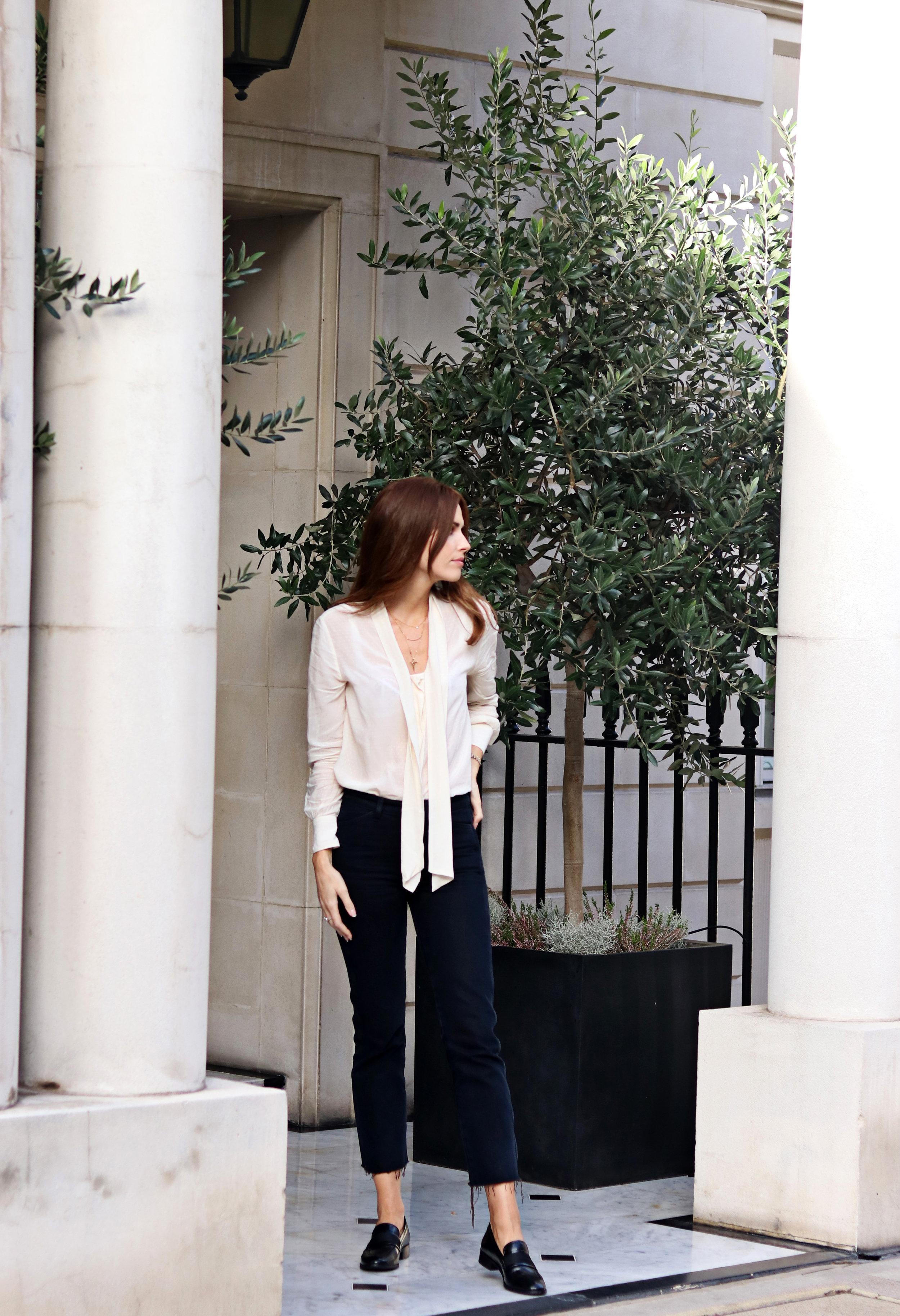 Holly White, GANT, Sustainable Fashion,
