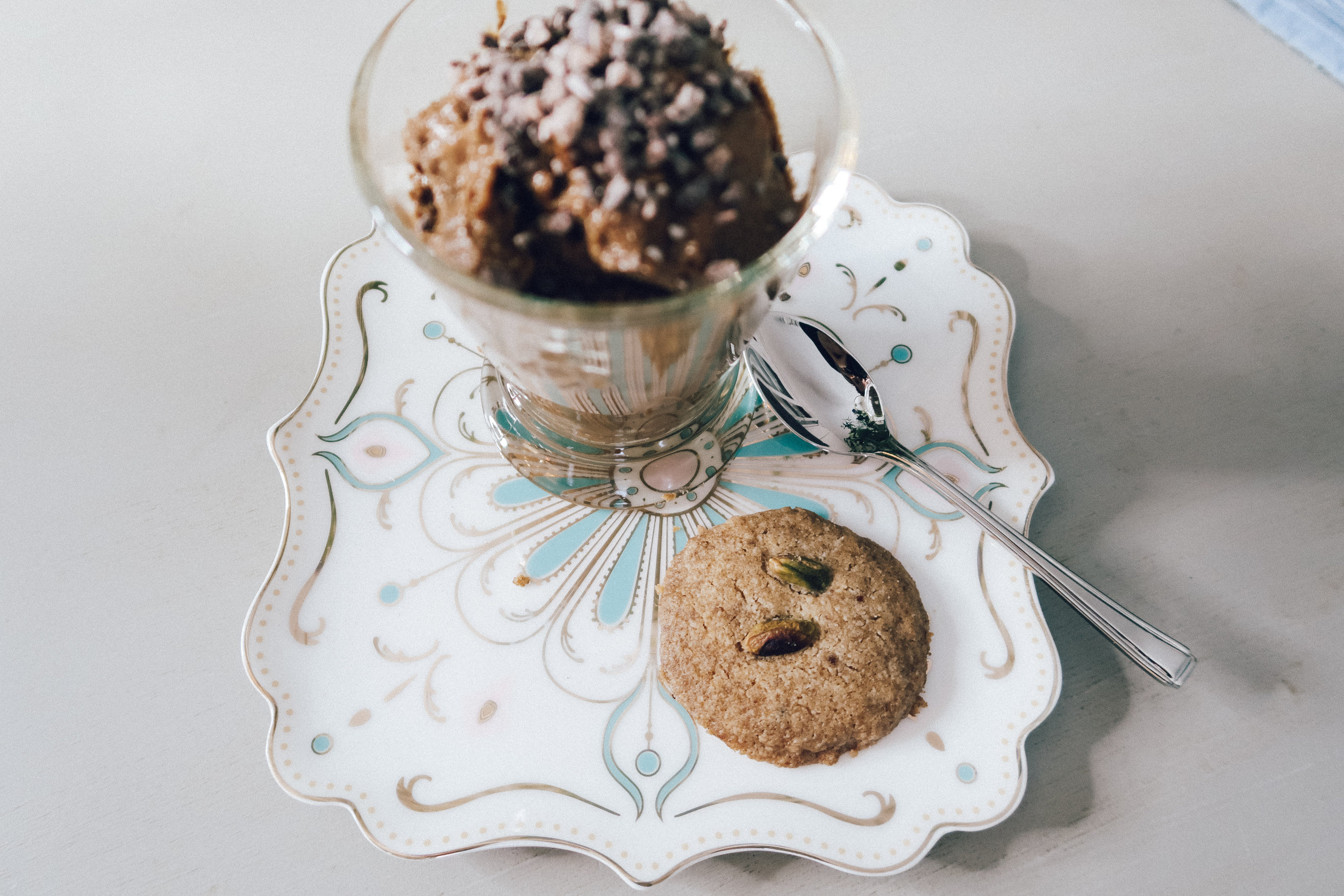 Raw Chocolate Mousse, Vegan Desserts, Holly White,