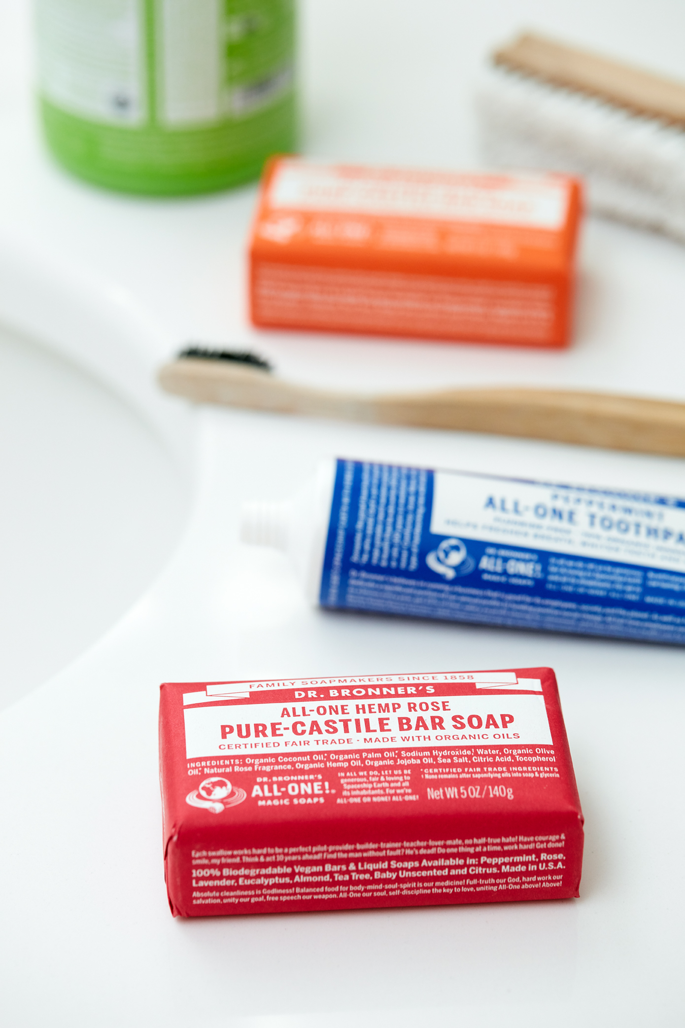 Holly White, Dr Bronners, Fair trade beauty, Vegan Beauty,