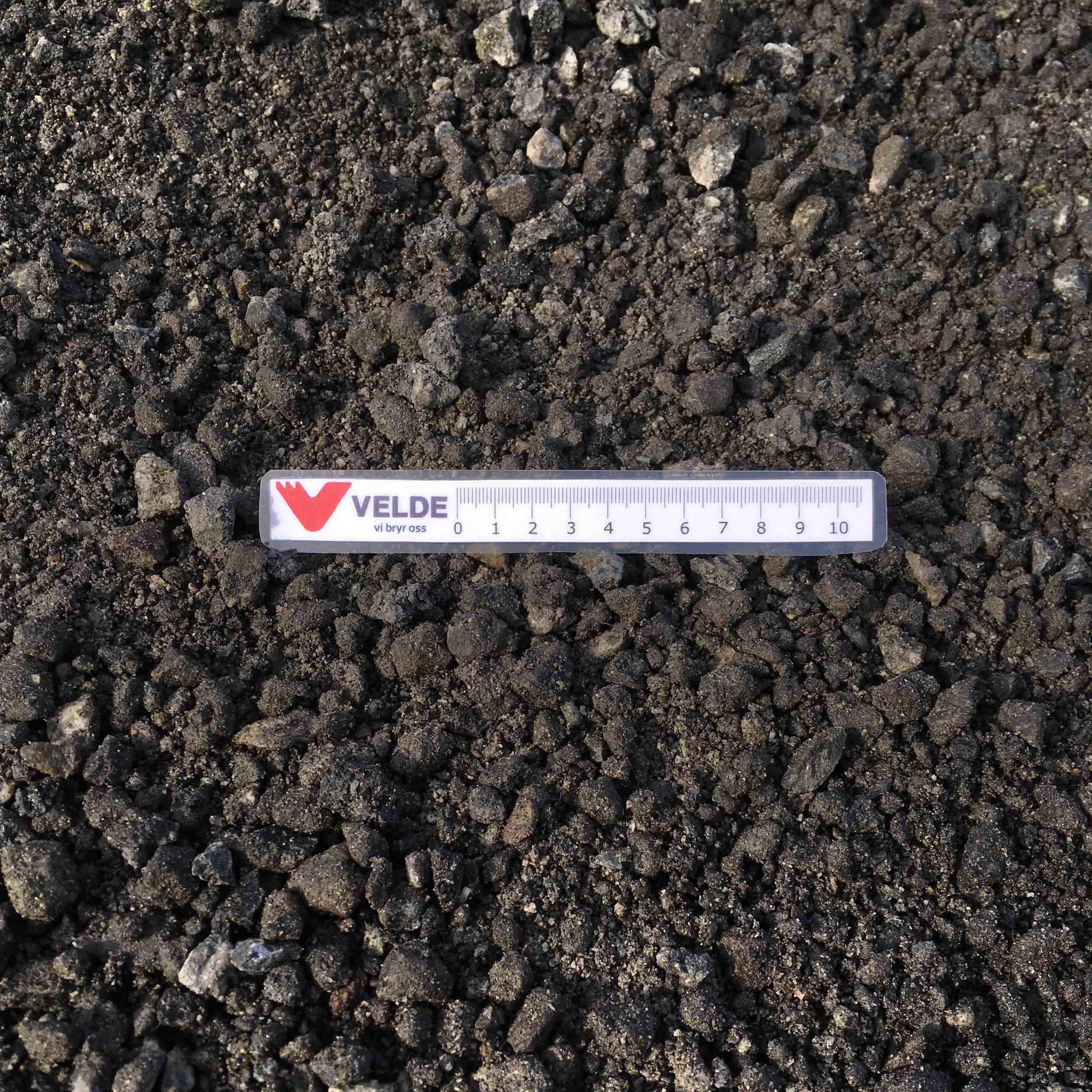 0/11 asfaltgranulat