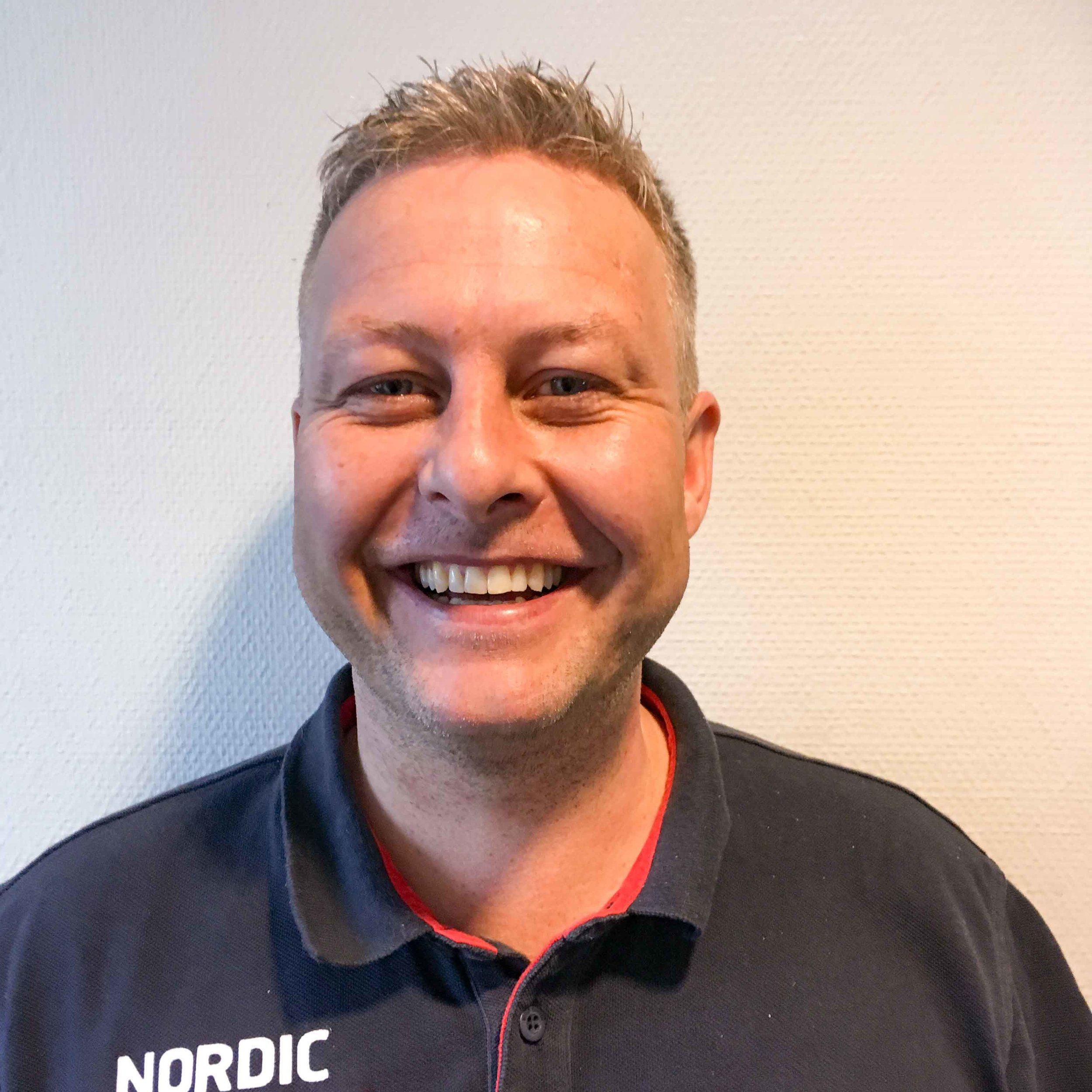 Odd Bjørn Froestad er ny transportkoordinator i Velde Betong