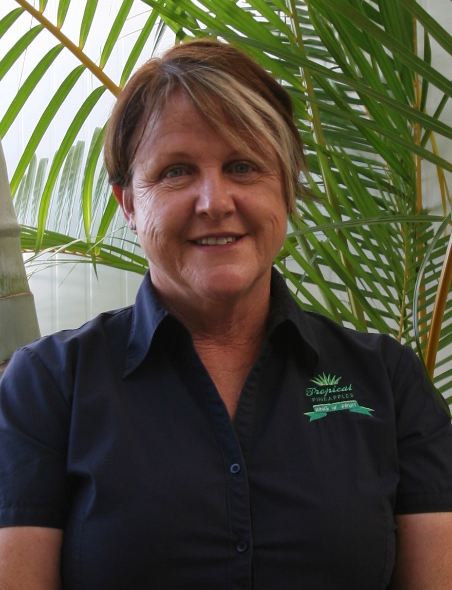 Genie Hawke  Central Queensland Production Manager