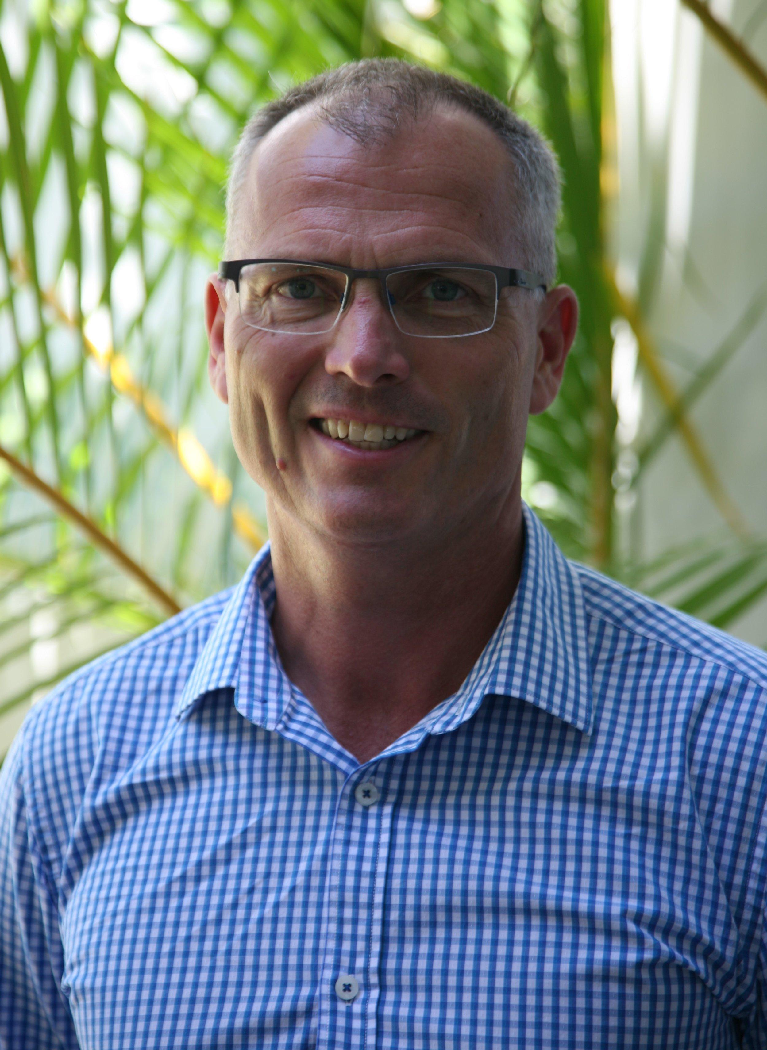 Joe Craggs  Sales & Marketing Director