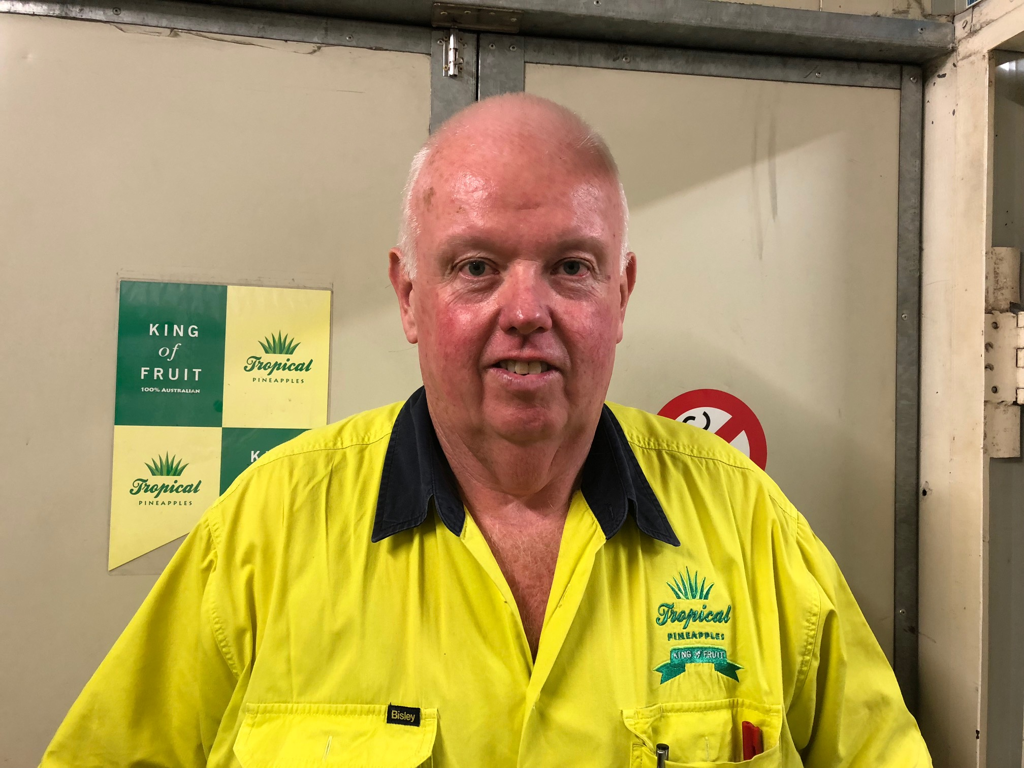 Peter Dwan  South Queensland Production Manager