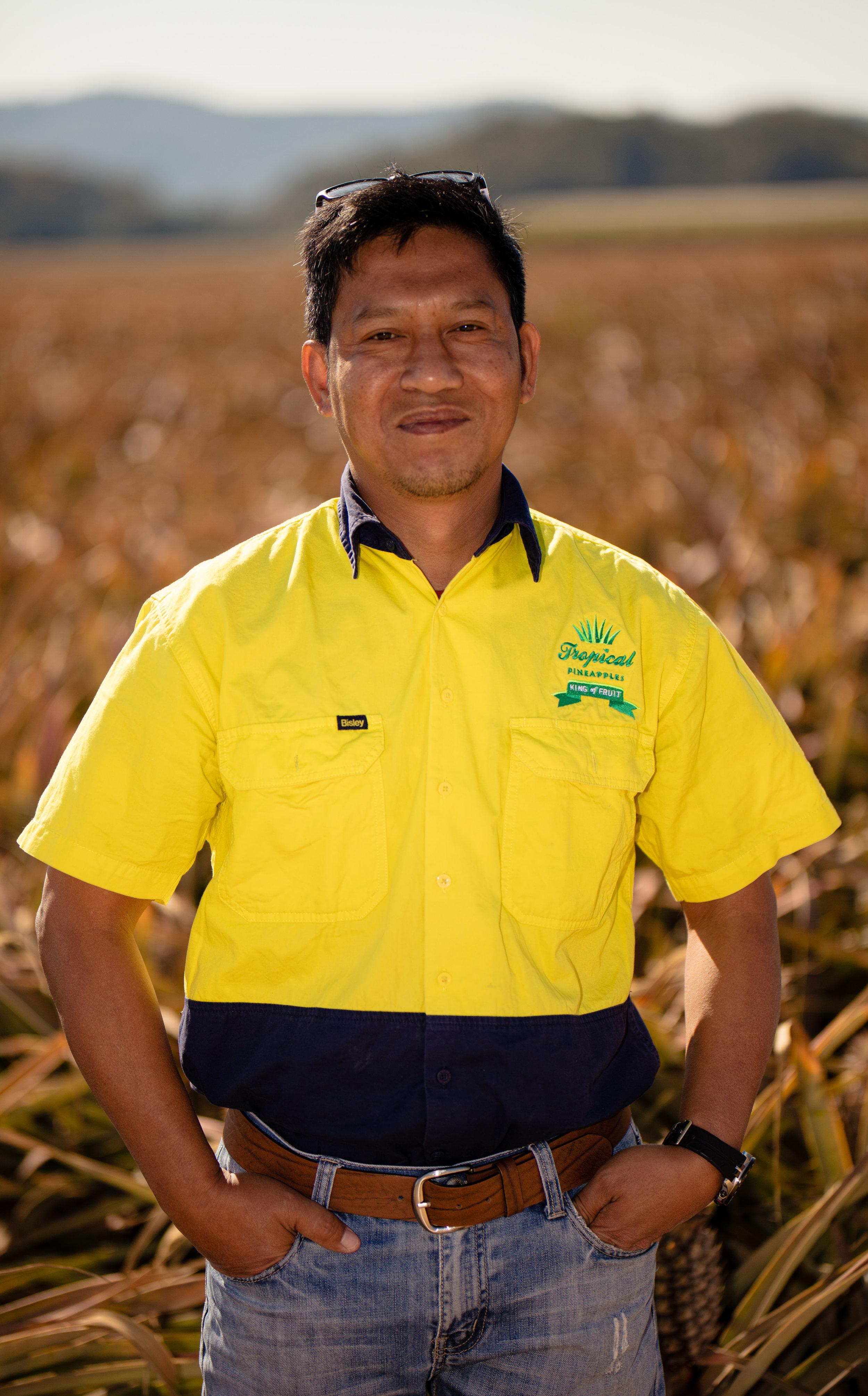 Neil Parami  Agronomist