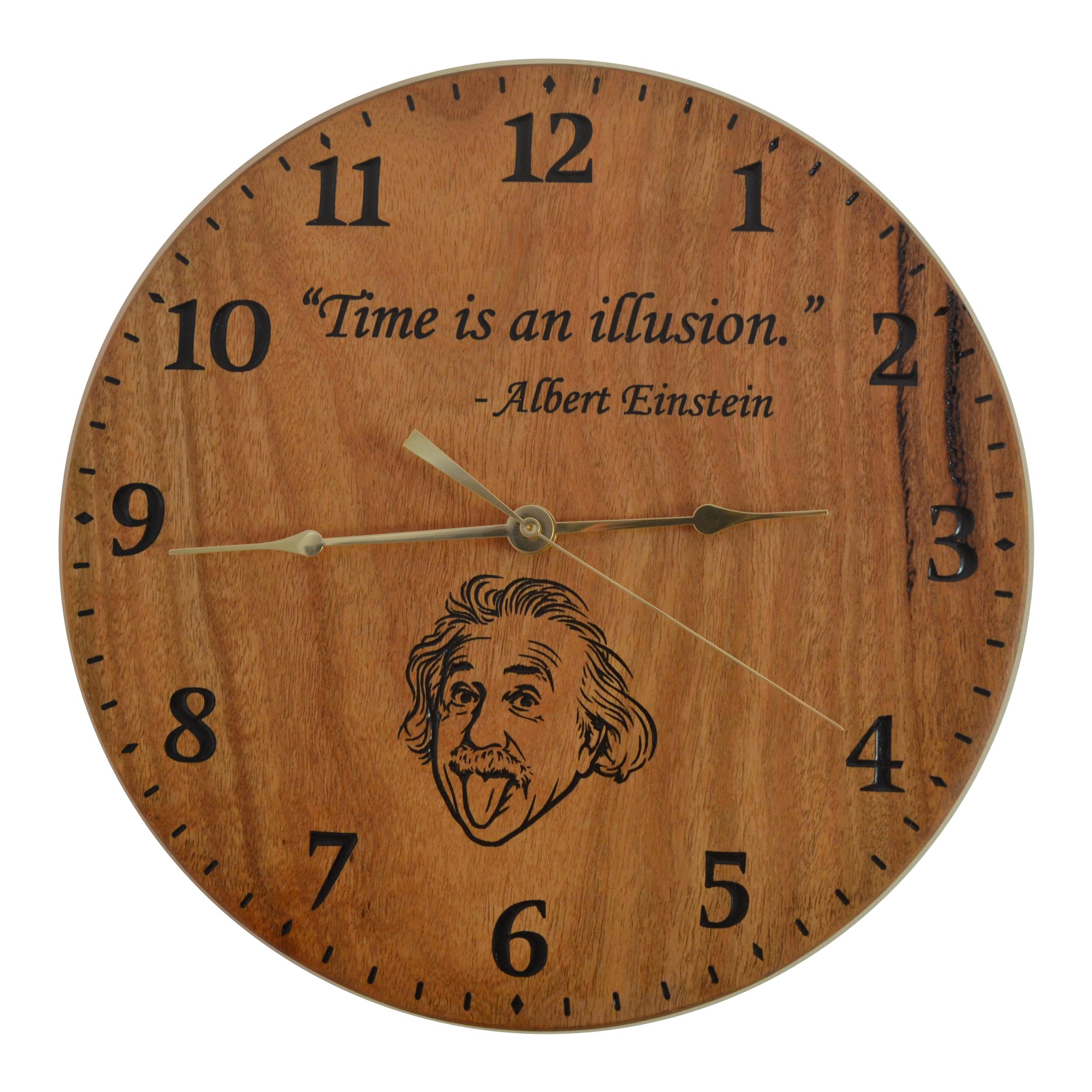 Marri Einstein Clock