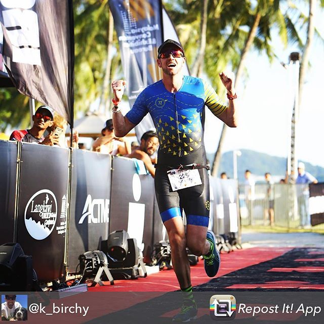 All the best to the athletes racing Ironman Western Australia this weekend...those finish line vibes are waiting for you so get after it! ... . . . #imwa #swimbikerun #bespokekit #newkit #triathlete #busselton #ironman #tri #triathlon  Repost from @k_birchy using @RepostRegramApp - Thank god it's Friday! #friyay #finishline #fridayfeels #flashbackfriday #relief #excitement #achieve #believe #swimbikerun #ironman #stoked #survival #howihammer