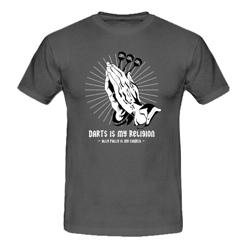 darts-is-my-religion-ally-pally-is-my-church-t-shirt-maenner-maenner-t-shirt.png