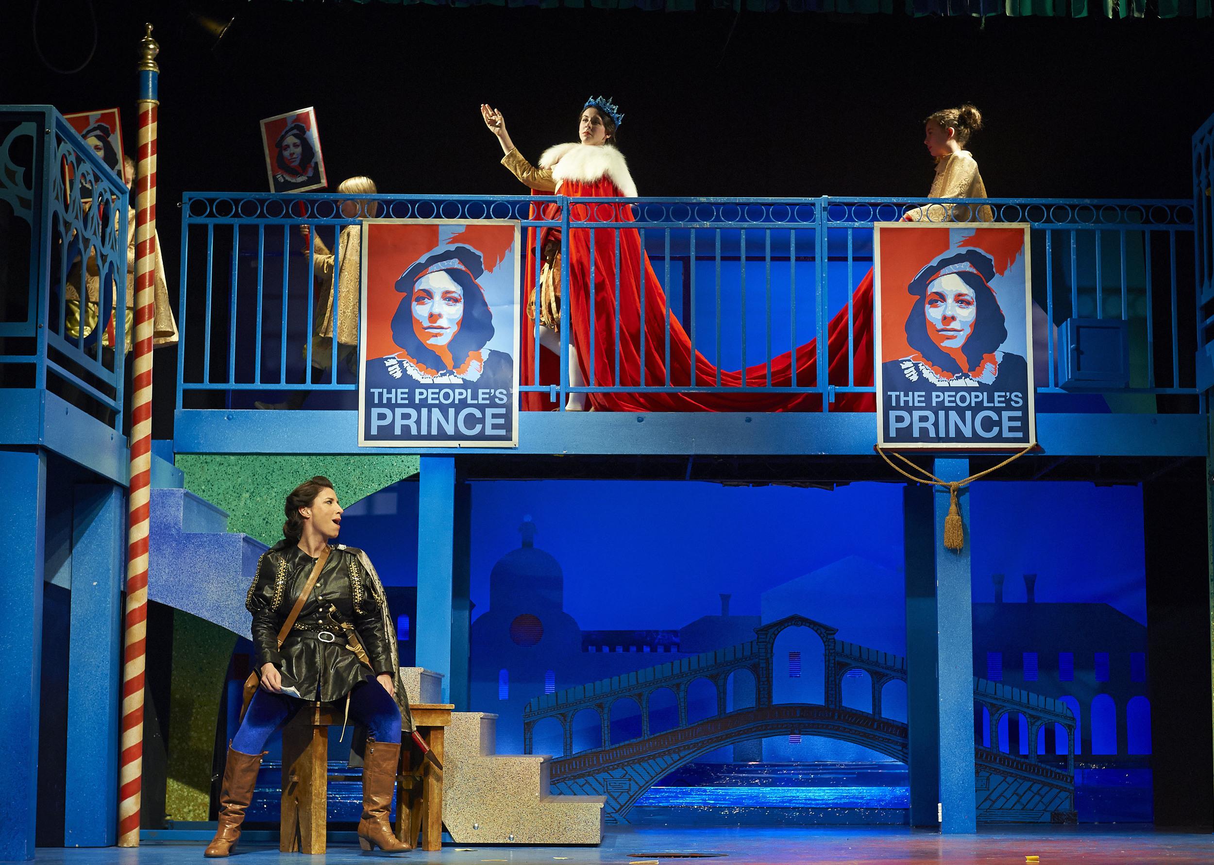 Cinderella, Chipping Norton Theatre