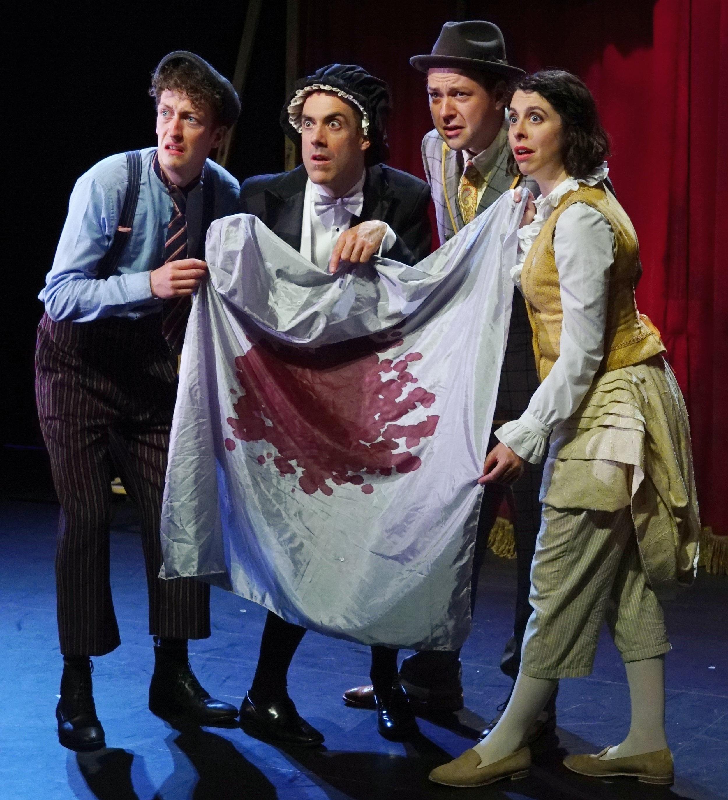 The Canterville Ghost, Edinburgh Fringe