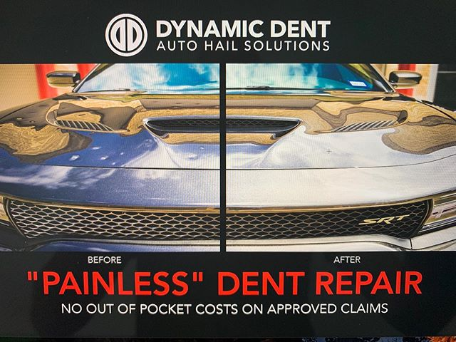"""If you are waiting for hail season to end per the experts DFW is not predicted to have any more hail this """"hail season"""" it is Texas however so anything is possible...we are getting busy call today to schedule your repairs!!! www.dynamicdentremoval.com #flowermoundtx #haildamagerepair #pdr #pdrlifestyle #pdrlife #dfw #lewisvilletx #littleelm #frisco #mckinneytx #thecolonytx"""