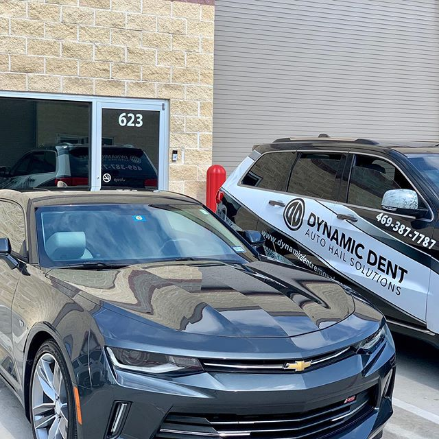 "From $16,000+ of hail damage to ""I feel like I am getting a new car"" all paintless dent repair!  Call us today to schedule your repairs!!! www.dynamicdentremoval.com #flowermoundtx #haildamagerepair #pdr #pdrlifestyle #pdrlife #dfw #lewisvilletx #littleelm #frisco #mckinneytx #thecolonytx"