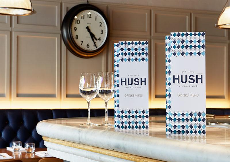 Hush Brasseries