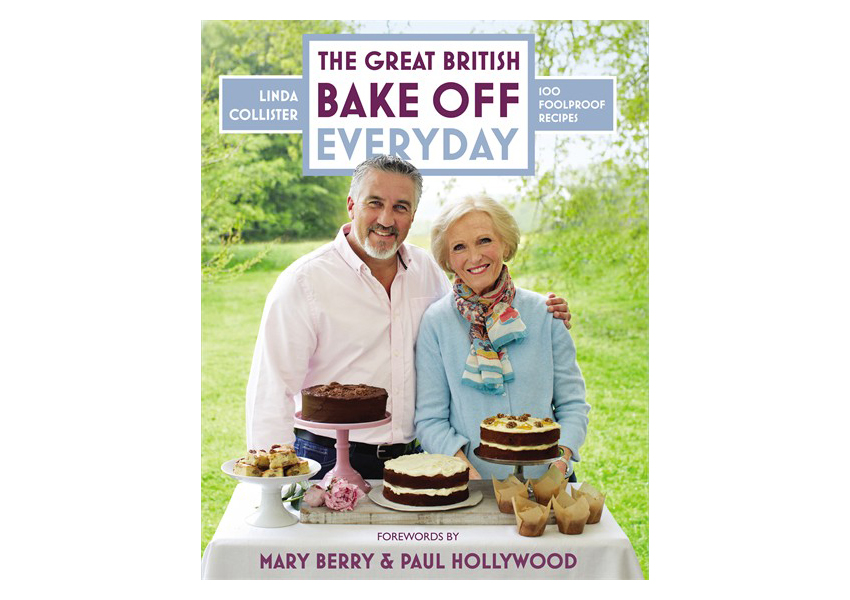 The great British Bake off - Everyday