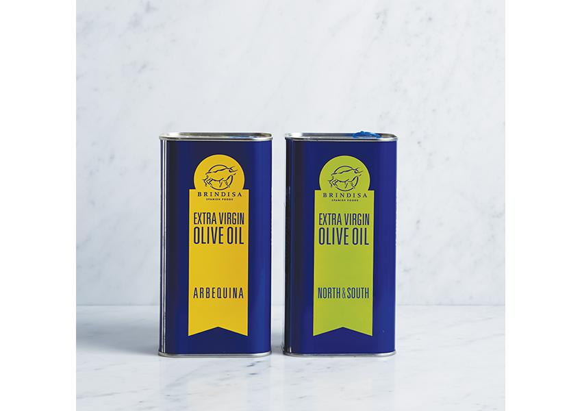 Brindisa Store Cupboard Packaging