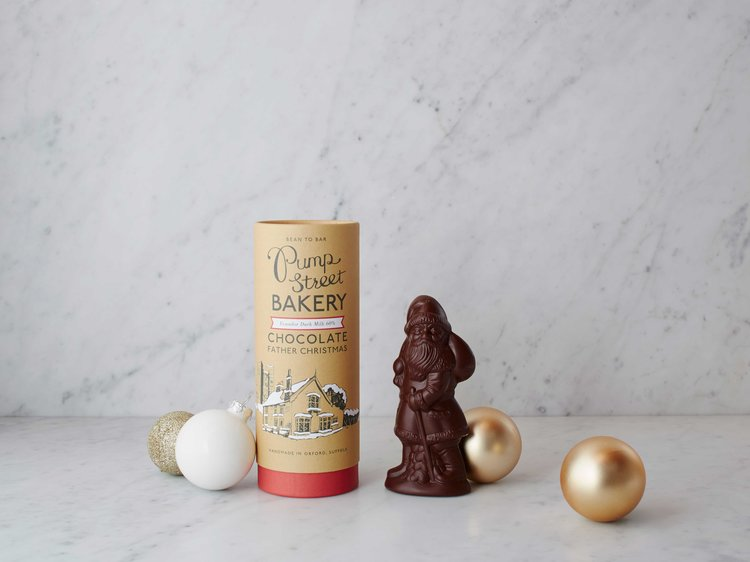 Pump Street Chocolate Allies Design Studio