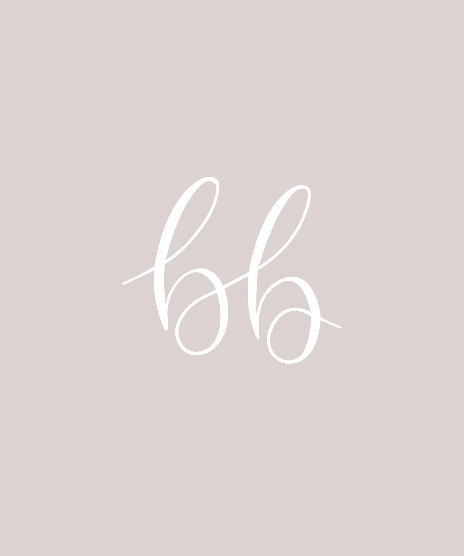 Logo & Branding by Bea & Bloom Creative Design Studio