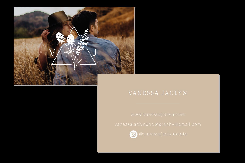 Vanessa-7.pngVanessa Jaclyn Photography Logo & Branding by Bea & Bloom Creative Design Studio Business cards
